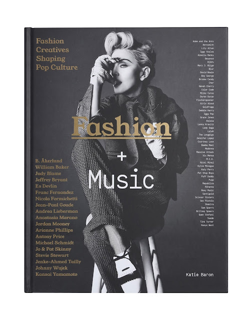 Fashion + Music Book