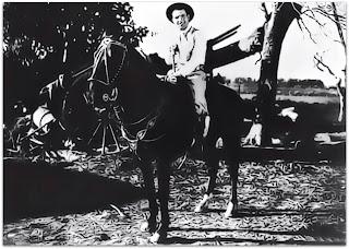 O Gaúcho Juan (Julio Scarcella), em 'Nobleza Gaucha' (1915)
