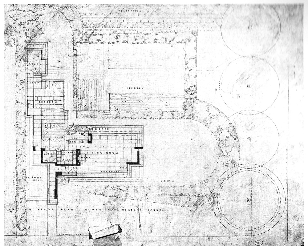 Instant House Frank Lloyd Wright S Usonian Homes