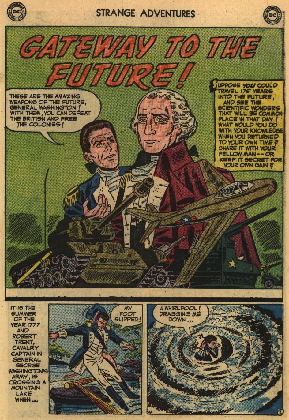 Strange Adventures (1950) issue 26 - Page 13