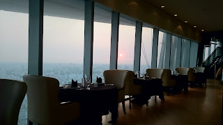 Cafe EON 51 Bitexco Tower
