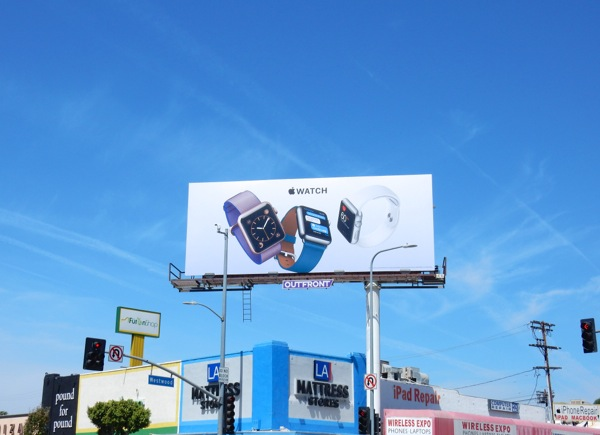 Apple Watch May 2016 billboard