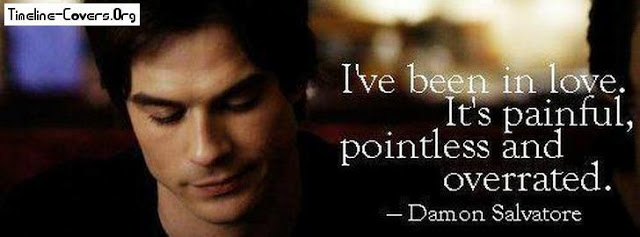 JUST SOME RANDOM THOUGHTS . . .: THE VAMPIRE DIARIES QUOTES