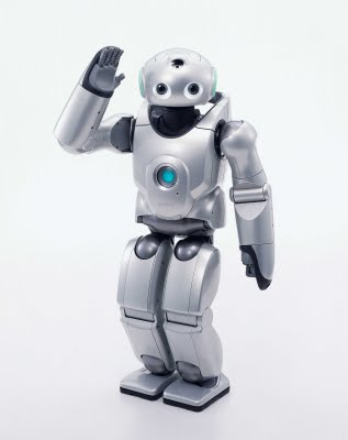 Beautiful Wallpapers: robot of the future wallpaper