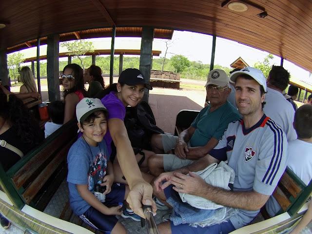 Trem das Cataratas argentinas