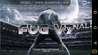 FTS Mod FUG v7 by Unik Games Apk + Data Obb