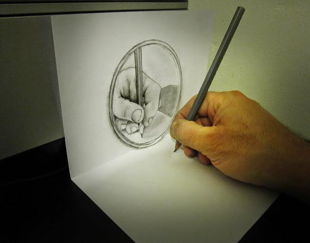 umjetnost 3D