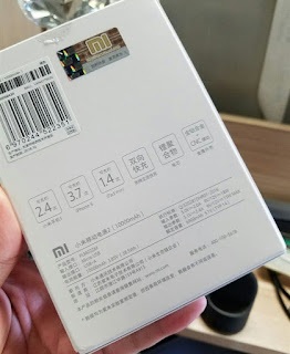 Cara Membedakan Powerbank Xiaomi Asli Atau Palsu 6