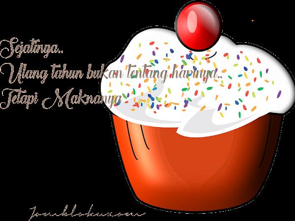 Mengapa Saya dan Keluarga Tidak Merayakan Ulang Tahun dengan Pesta dan Kue?