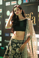 Shu Aiyappa Spicy Black CHoli Low Rise Ghagra ~  Exclusive 03.JPG
