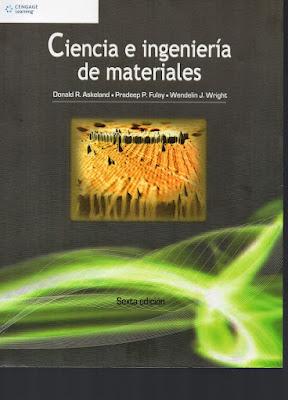 CIENCIA E INGENIERÍA DE MATERIALES, 6ta Edición