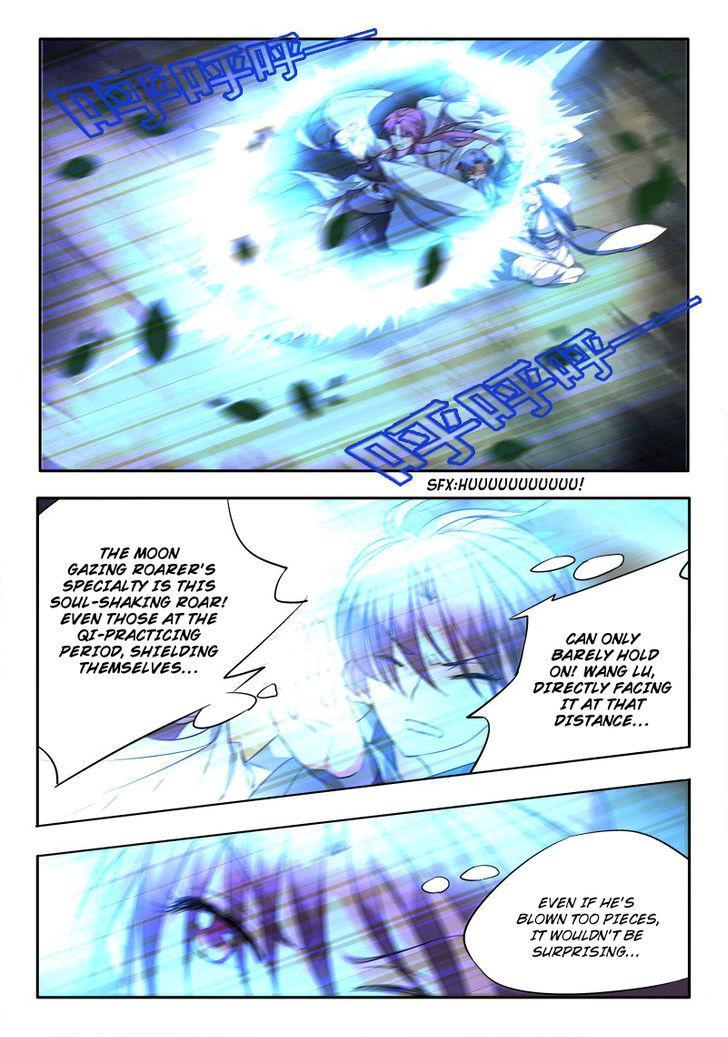 Spirit Blade Mountain - Chapter 47