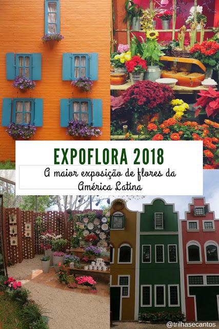 Expoflora 2018 Holambra