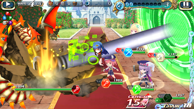 Akashic Re:cords v1.14.0 Mod Apk (God Mode ) Terbaru