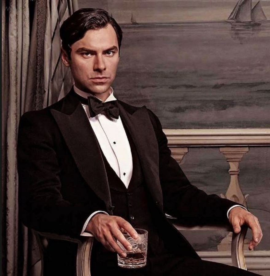 Aidan Turner James Bond
