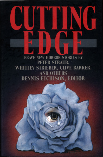 Too Much Horror Fiction Cutting Edge Edited By Dennis Etchison
