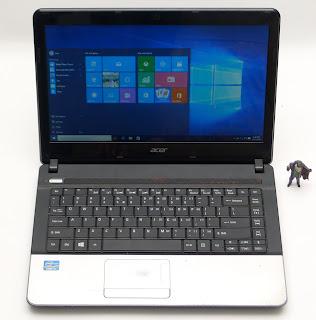 Acer Aspire E1-471 ( Core i3-2348M ) Bekas