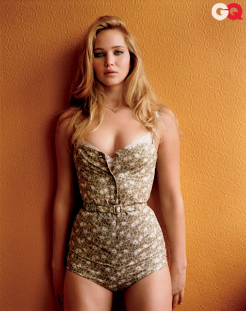 Jennifer Lawrence gq