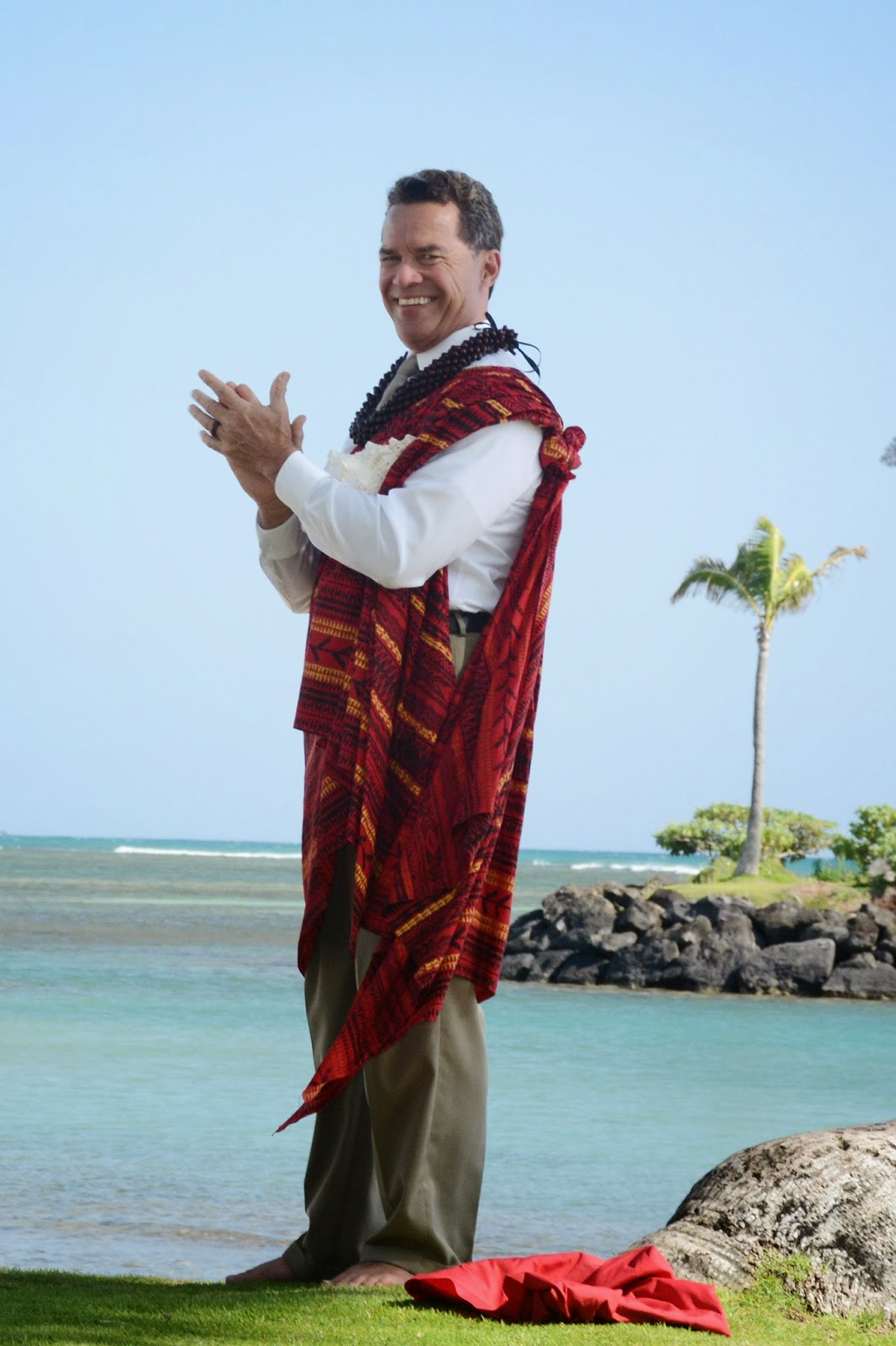 Wedding Minister in Honolulu
