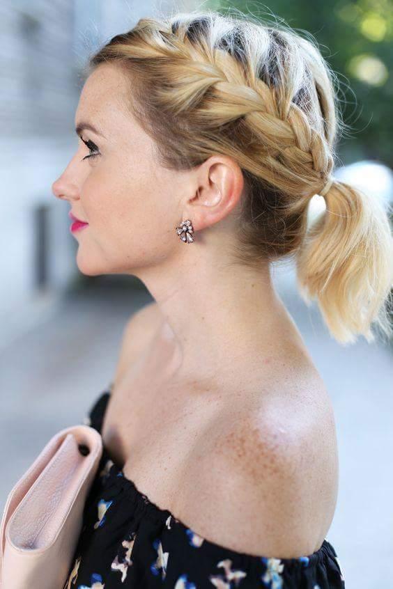 8 peinados ideales para cabello fino Enfemenino