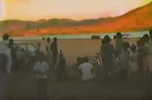 Imagens raras mostram Almenara de 34 anos atrás