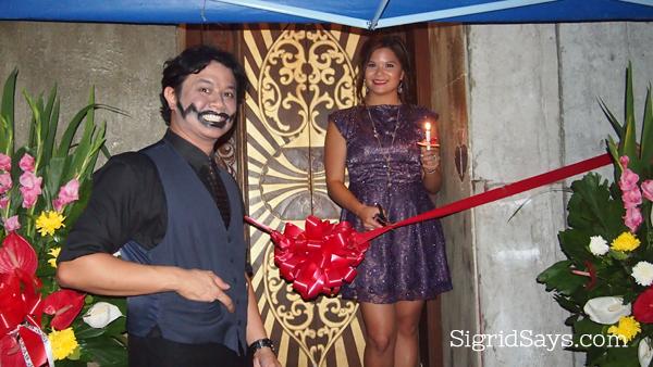 The Trap Door Speakeasy bar Bacolod