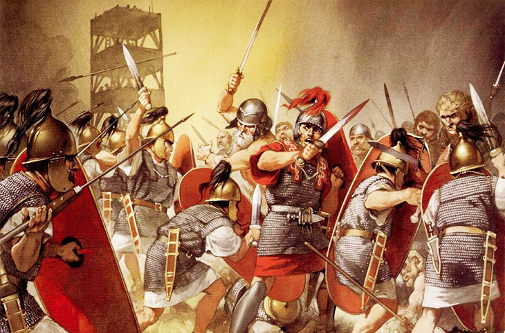 Nimrael, tarih, Roma ordusu, Geç dönem Roma ordusu, Roma tarihi, Tarihte Roma ordusu, Limitanei, Camitatenses, Roma lejyonları, Funditores, Roma sapancıları, Saray muhafızı Scholaeler, Yunan ateşi,