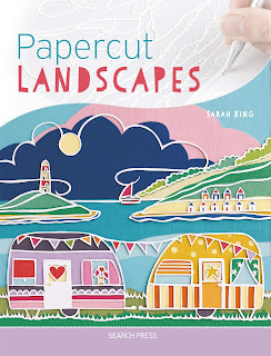 Papercut Landscapes Book