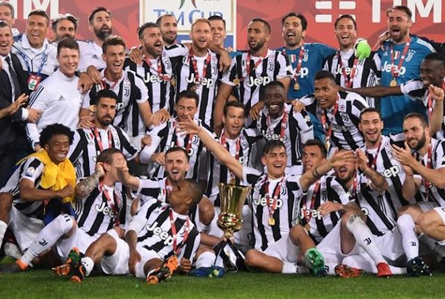 Video Cuplikan Gol Juventus 4-0 AC Milan | Final Coppa Italia