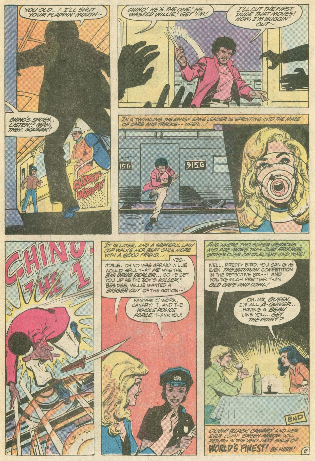 Read online World's Finest Comics comic -  Issue #267 - 24