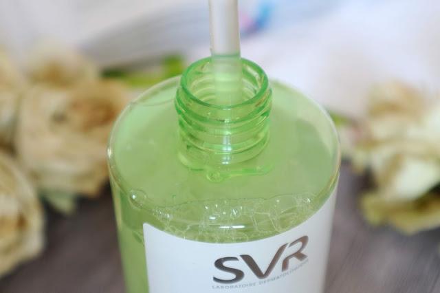 SVR Sebiaclear Gel Moussant Очищающий гель-мусс