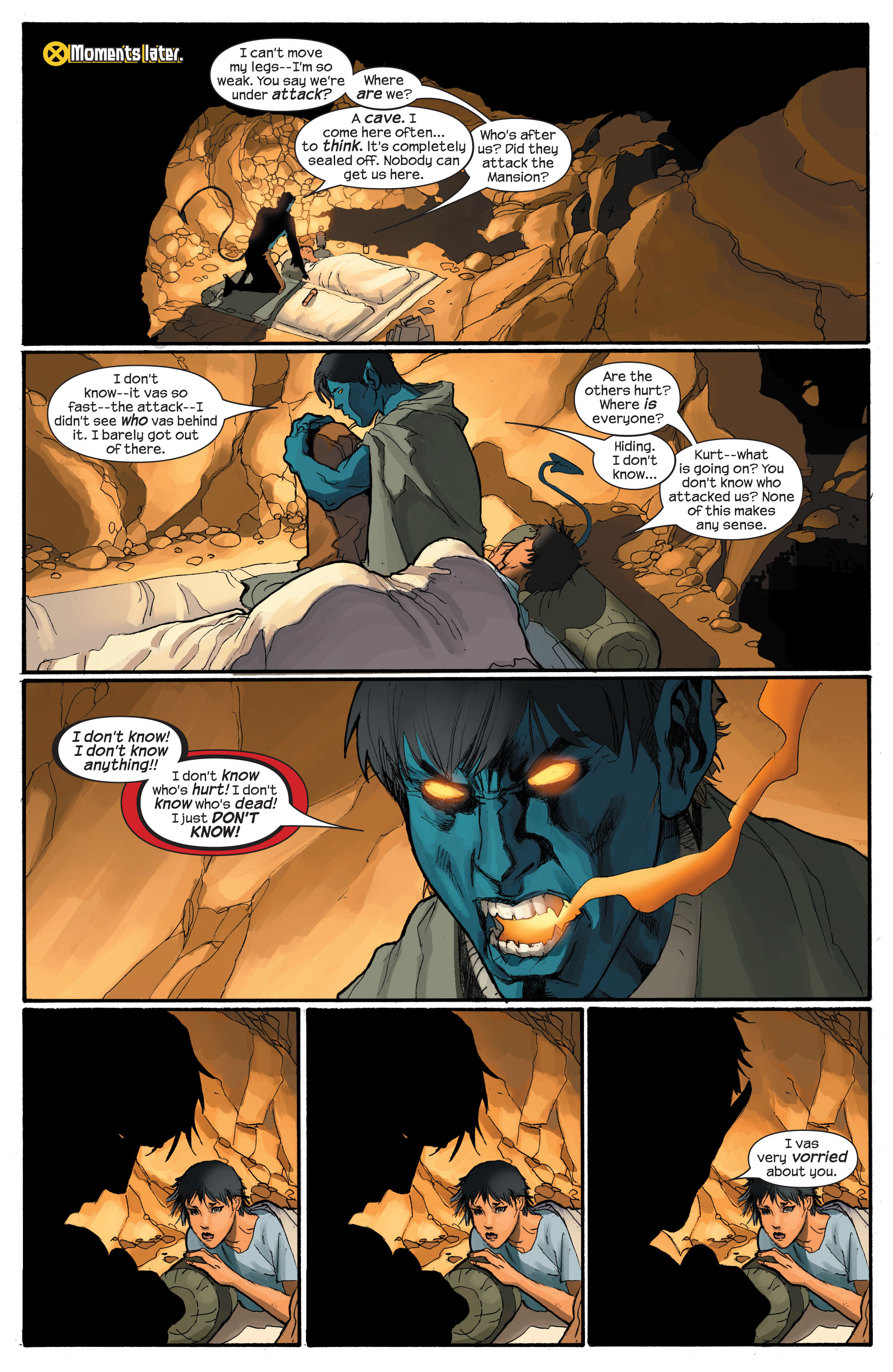 Read online Ultimate X-Men comic -  Issue # _Annual 2 - 11