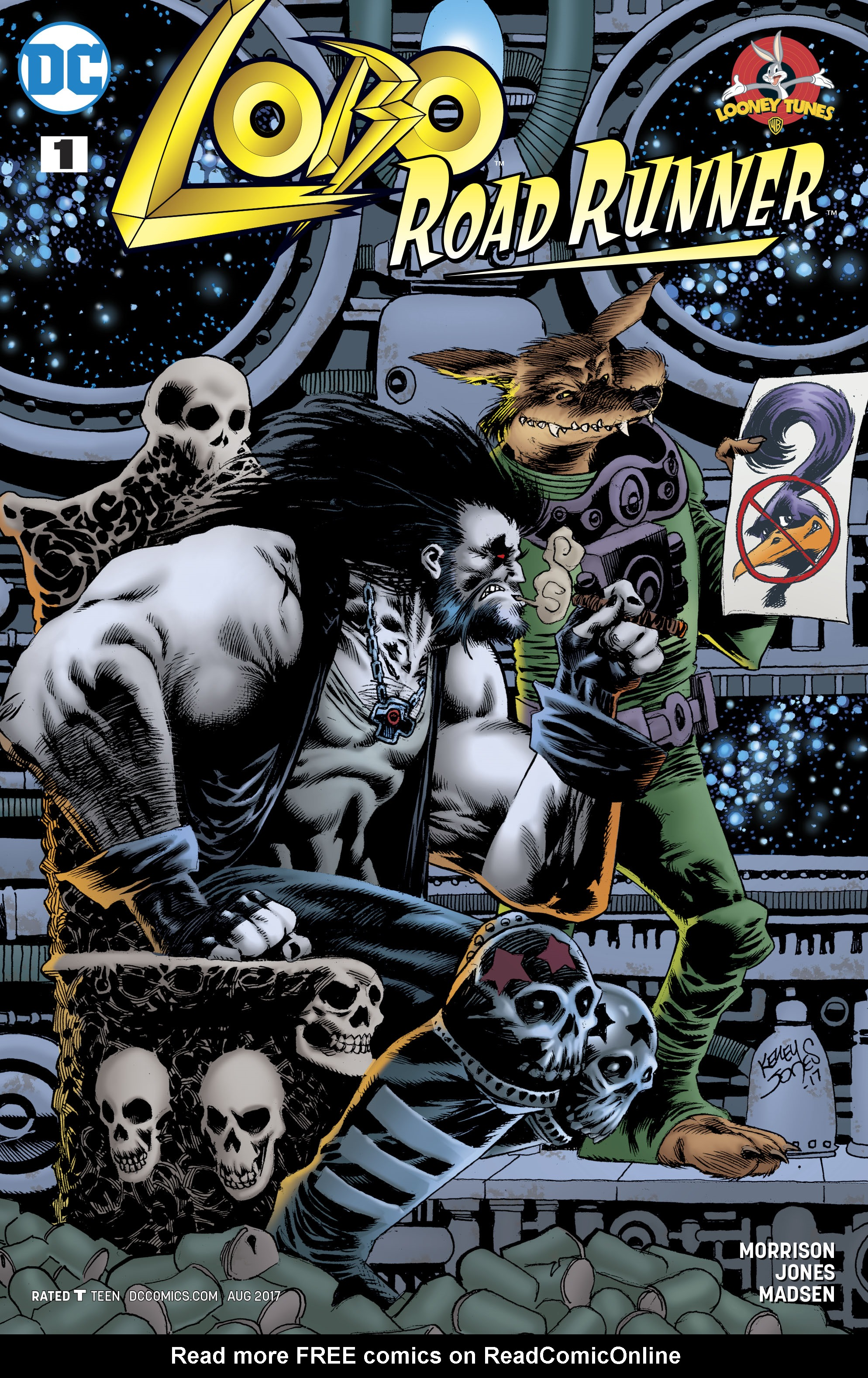 Read online Lobo/Road Runner Special comic -  Issue # Full - 1