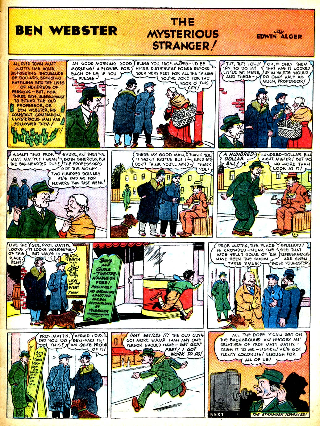Read online All-American Comics (1939) comic -  Issue #2 - 59