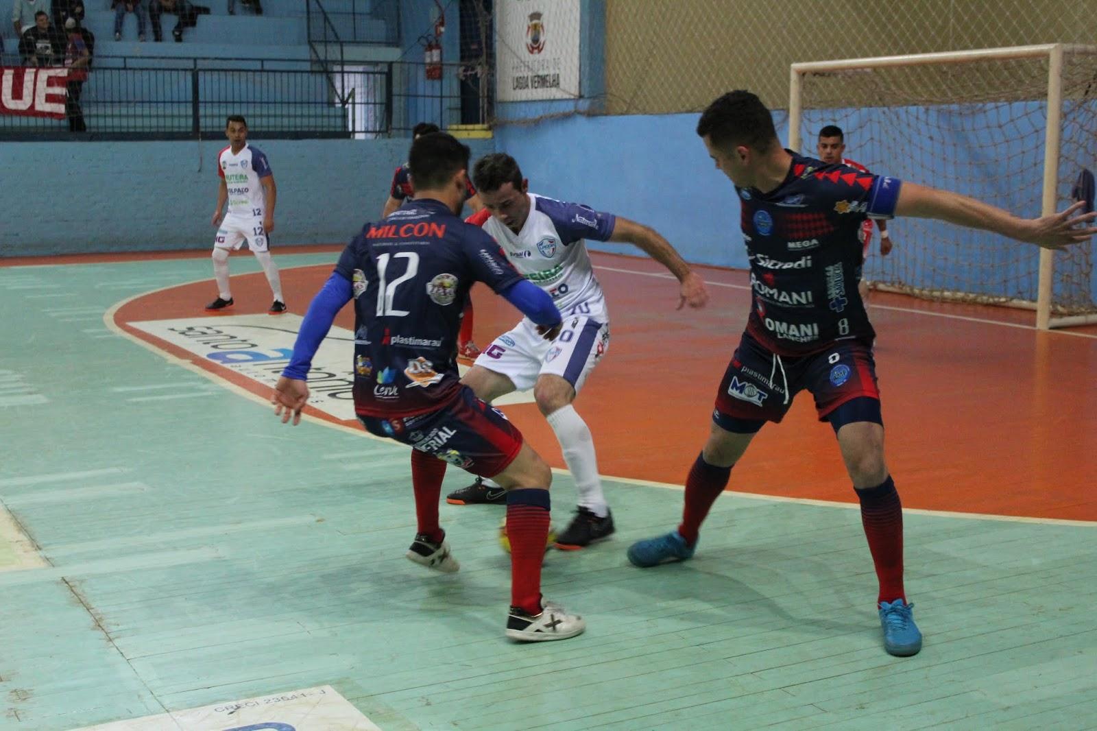 Associação Marauense de Futsal - AMF  AMF espera casa cheia para ... 1e038512aa133