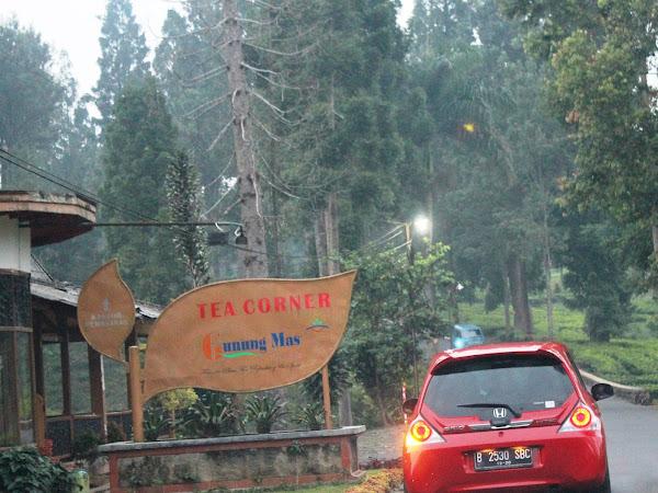 Keliling Kebun Teh  Gunung Mas (Selamat Ulang Tahun MARI ke 72)