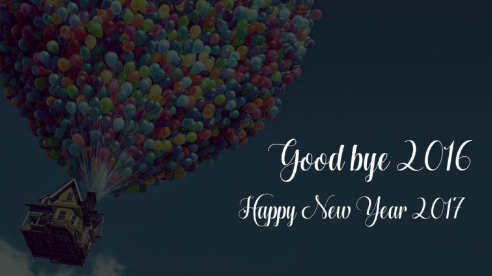 Goodbye 2016 - 2017 Welcome Images, Wallpapers HD Free: