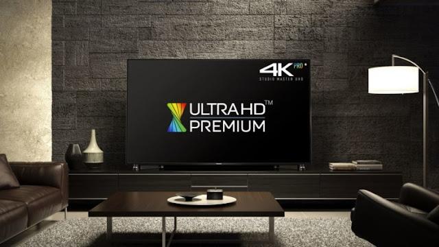 Hexa Chrome Drive TV Terbaru dengan Fitur Canggih