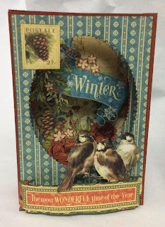 Seasons Tunnel Cards Clare Charvill Graphic 45