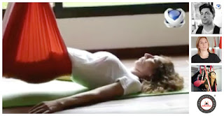 AeroYoga® entra en la cadena BODYEX TV, primera y única plataforma de televisión online, dedicada íntegramente al Acondicionamiento Físico.
