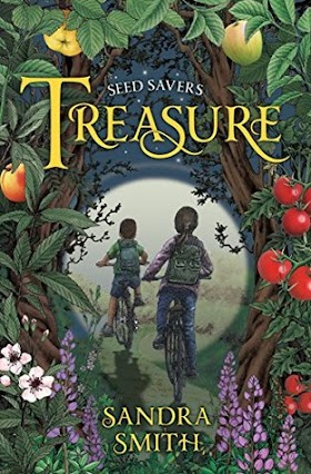 Book Review : Treasure (Seed Savers #1) by S. Smith