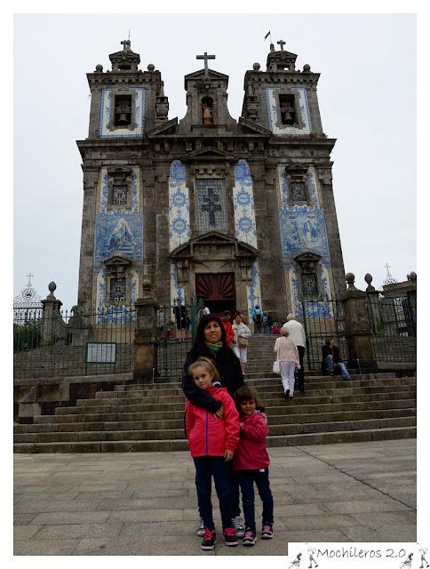 Iglesia San Ildefonso, Oporto