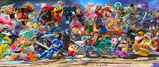 Plantel inmenso de Super Smash Bros Ultimate