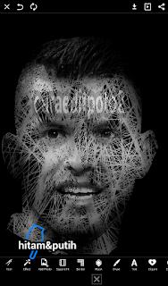 Tutorial edit foto picsart eraser art