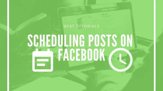 How Do I Schedule A Post On Facebook<br/>