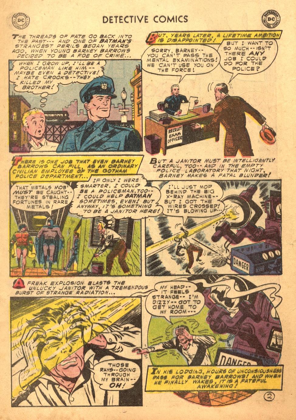 Detective Comics (1937) 217 Page 3