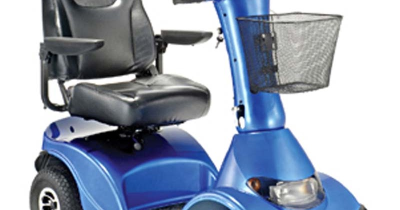 Eco Friendly Electric Scooter For Handicapped Wheelchair