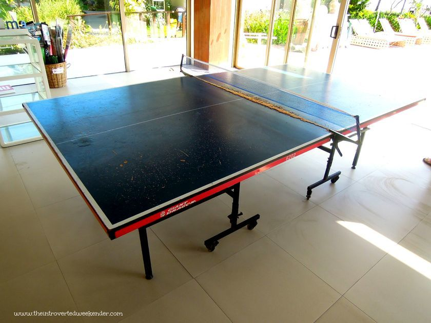 Ping-Pong at Costa Pacifica Baler