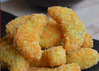 Resep nugget ayam wortel