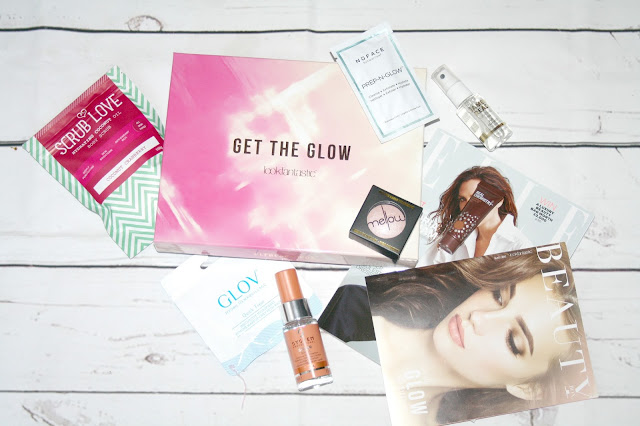 Look Fantastic Beauty Box | Get the Glow Edit